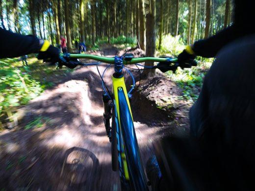 Cykling Alvdalen Dalarna
