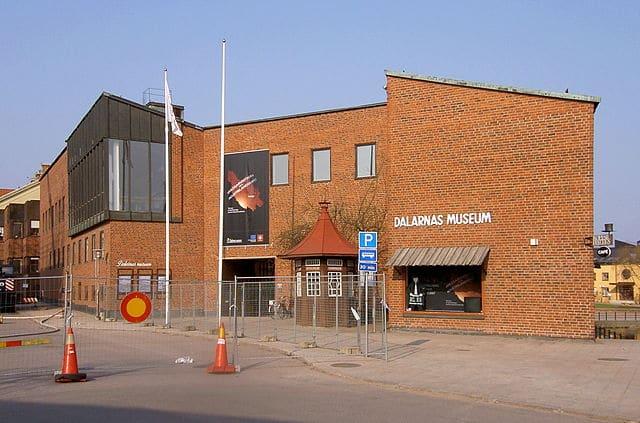 Dalarnas museum Falun
