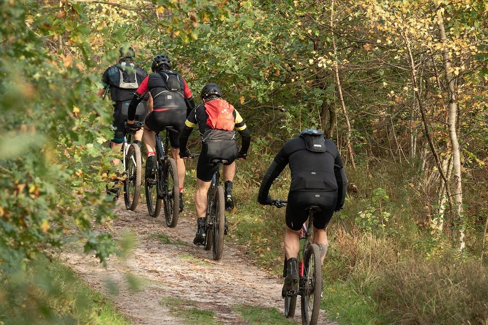 Cykelstigar Falun