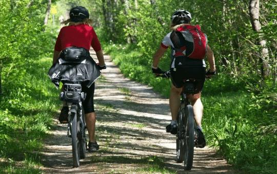 Cykla i Dalarna