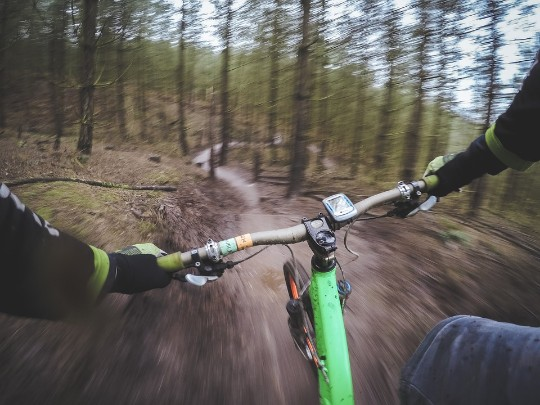 Mountainbike Safsen