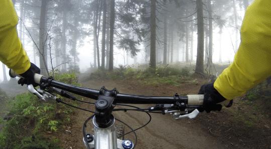 Mountainbike Orsa Gronklitt