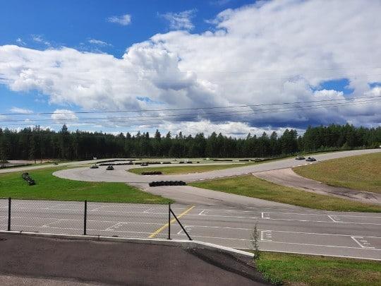 Rattvik racing gokart